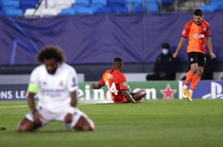 Real Madrid sucumbe ante un rival diezmado por el virus