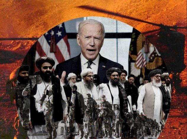 OPINION | Biden y el ridículo afgano
