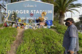 dodger stadium alberga ceremonia funebre de lasorda