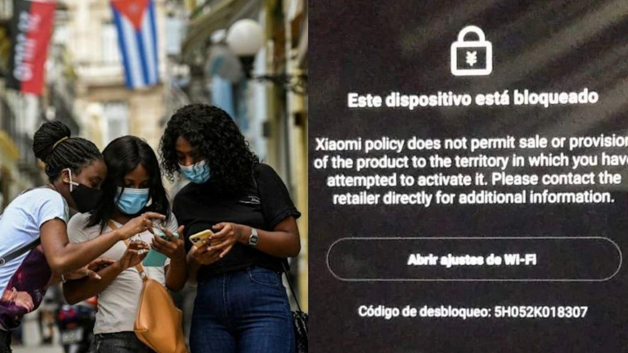 la empresa china xiaomi comienza a bloquear celulares en cuba ¿por que?