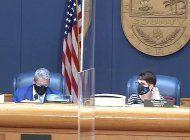 habra nombramiento a dedo: comisionados votan 7 a 5 por que no haya eleccion en el distrito 8