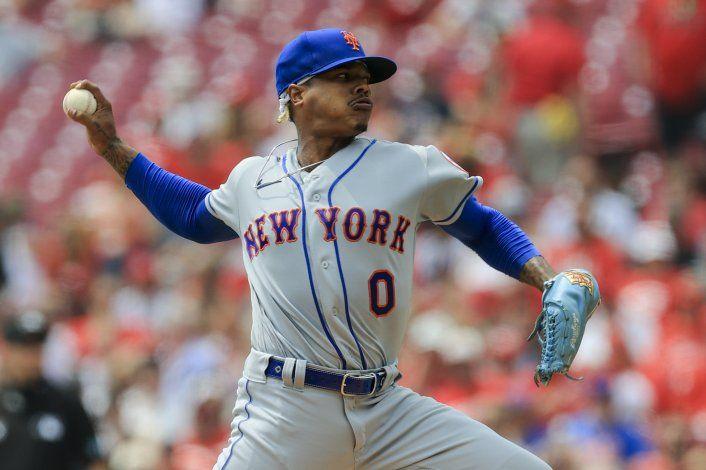 Stroman permite sólo 1 hit en 8 , Mets blanquean a Rojos