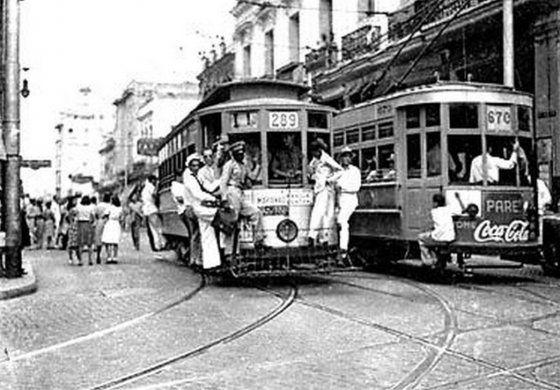 La Cuba del recuerdo | Los tranvías en La Habana