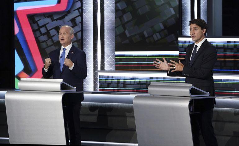 Elección anticipada amenaza con sacar a Trudeau del poder