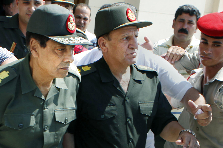 muere el general que goberno egipto tras la caida de mubarak