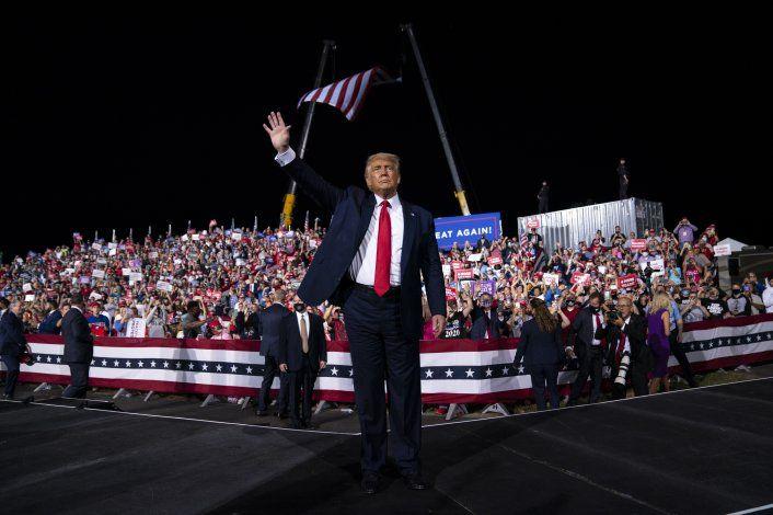 El presidente Trump regresará a Florida Central para un mitin en The Villages