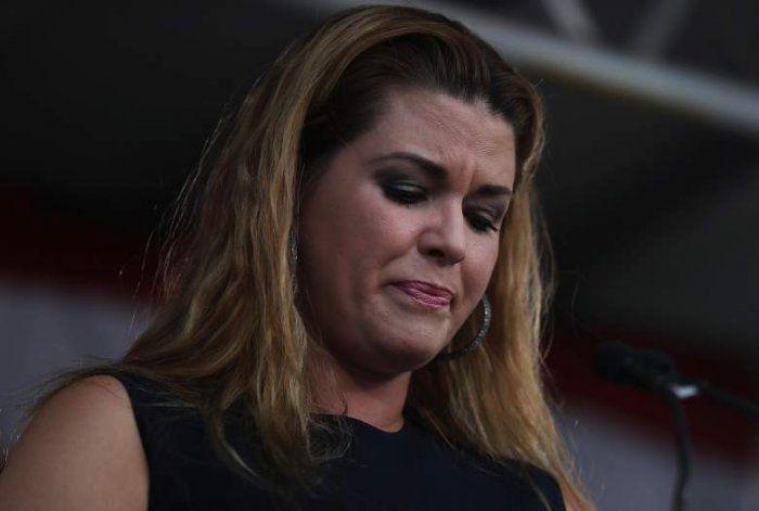 Alicia Machado informa que su hermano fue asesinado en Venezuela