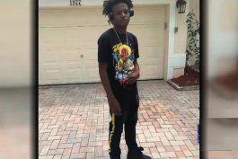un adolescente murio y otros dos resultaron heridos en una balacera en el suroeste de miami-dade