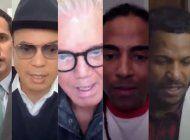 protagonistas de patria y vida y otros artistas condenan ante el parlamento europeo la represion en cuba