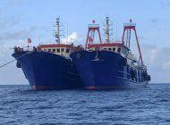 eeuu y filipinas examinan gran despliegue de barcos de china
