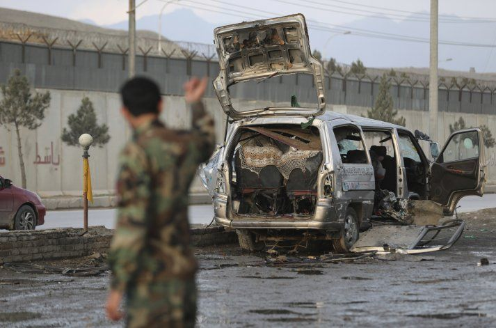 Atacan a jefa de mujeres policías en Afganistán