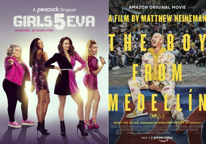 Lo nuevo esta semana: Girls5eva y The Boy From Medellín