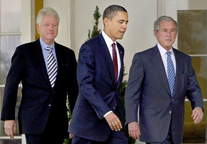 Expresidentes de EEUU alientan a población a vacunarse