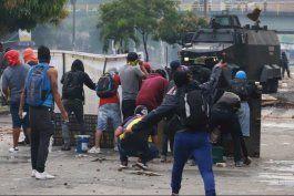 la tension se mantiene en colombia, tras 12 dias de manifestaciones contra el gobierno de ivan duque