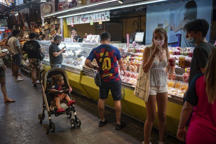 Fuente AP: Messi y Barcelona cerca de pactar nuevo contrato