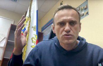 Rusia rechaza pedidos de liberar a Navalny